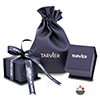 Luxury wedding ring box